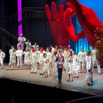 L'Elisir d'Amore/Daegu Opera House: la Scuola dell'Opera in Corea
